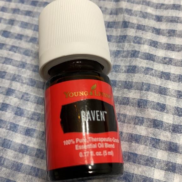 New & Sealed Raven 5ml